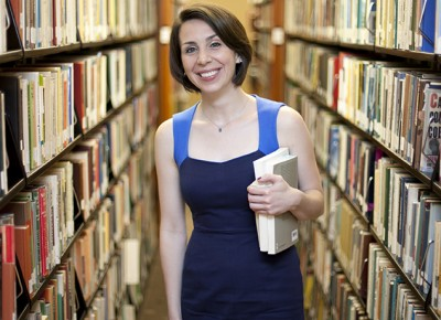 Worcester State University Assistant Professor of English Heather Treseler