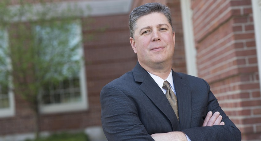 Worcester State Universtiy President Barry Maloney