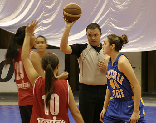 Worcester State Women's Basketball Team Visits Costa Rica