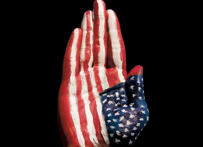 Book cover image of True American by Anand Giridharadas