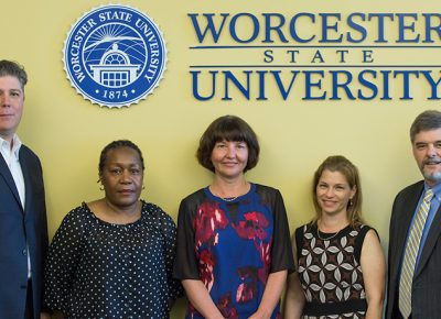 University of Worcester and Worcester State University faculty