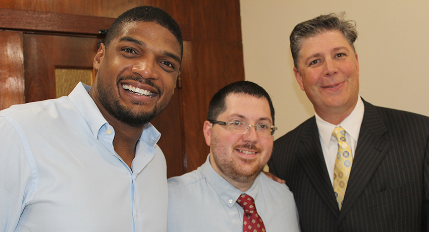 Michael Sam Tells Story of Finding His Identity and Coming Out