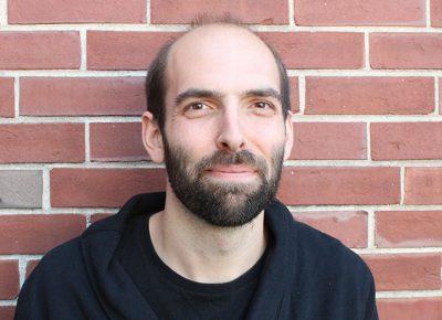 Worcester State University Adjunct Professor of Communication Eric Nichols