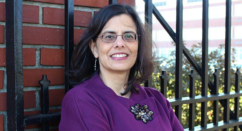 Worcester State University Assistant Professor of Education Pamela Hollander