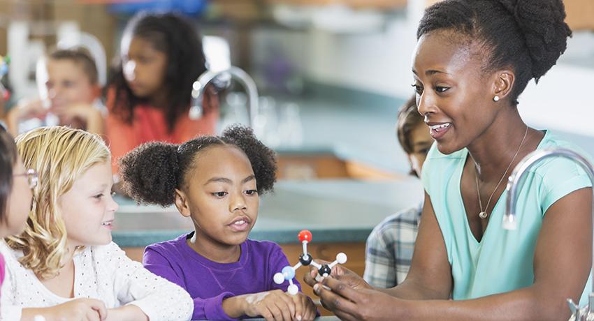 WSU to Help Increase Diversity Among Math and Science Teachers