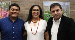 Latino Boom literary movement attendees