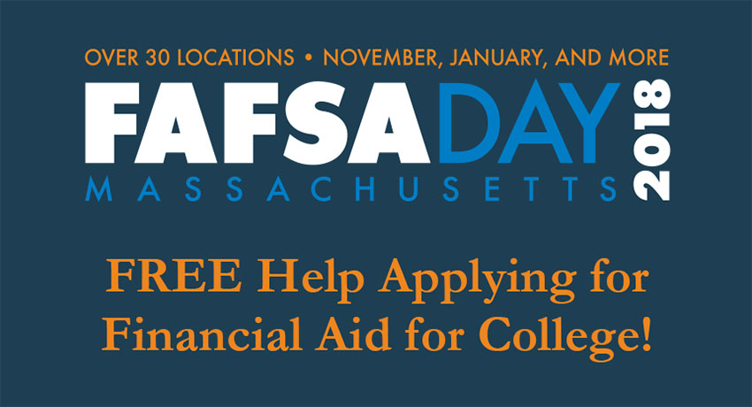 FAFSA Day Offers Free Help Applying for Financial Aid for College