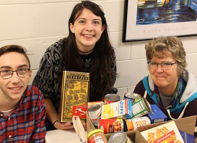 Food Pantry Donation Drive
