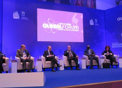 Global Forum Stage Panel