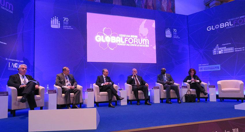 Global Forum Stage Panel