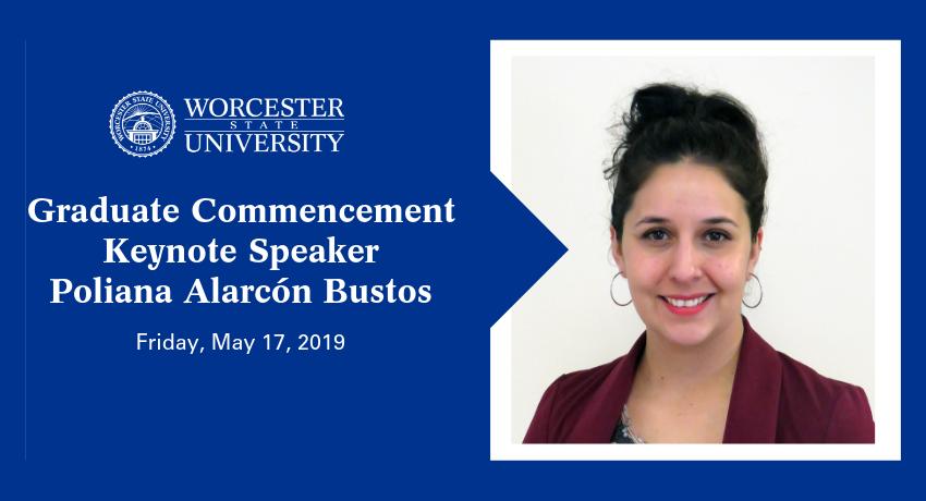 grad commencement speaker 2019