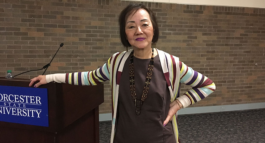 Make Them Visible: Evelyn Hu-DeHart Speaks About Globalization