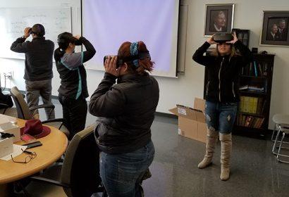 virtual reality trip to Spain