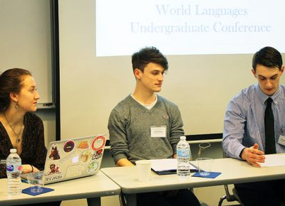 World Languages Undergraduate Conference