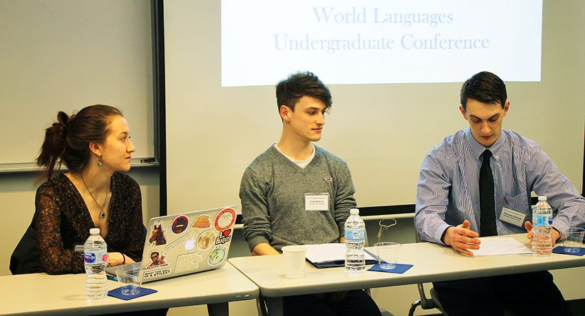 World Languages Undergraduate Conference