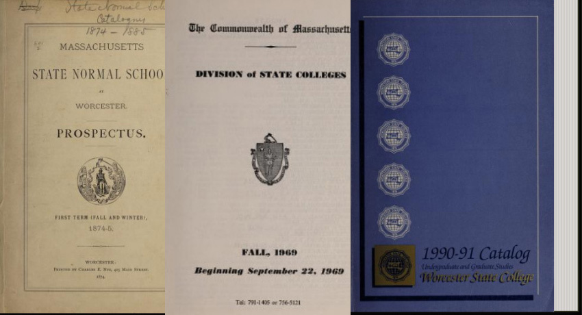 Course Catalogs From the Past Now Online