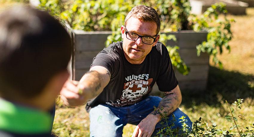 WSU Teaching Garden