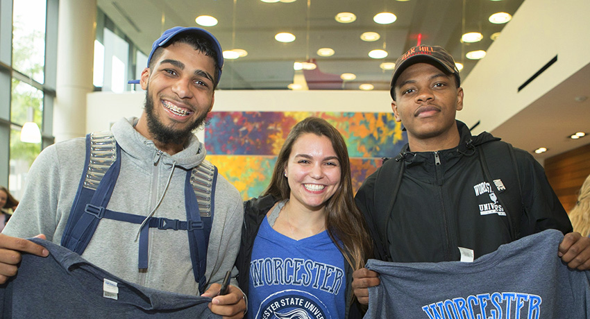 Undergraduate Enrollment Remains Strong this Fall