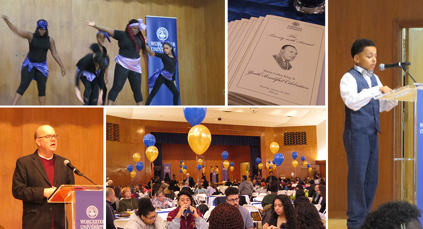 Equity and Action at Heart of M.L.K. Jr. Youth Breakfast