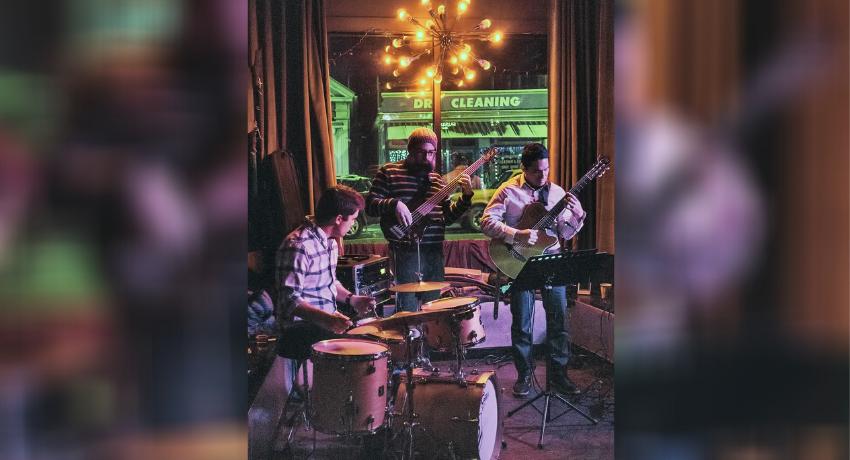 The Carlos Odria Trio