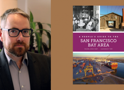 Alexander Tarr and his new book
