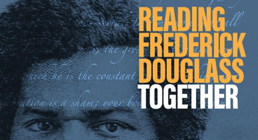 Reading Frederick Douglass
