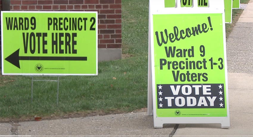 Wellness Center Competition Gym to Host City Voters