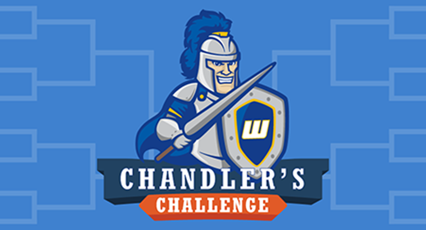 Volleyball and PSAs Win Chandler's Challenge