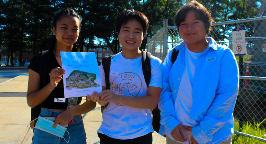 Two Events Acquaint Students with WSU Campus